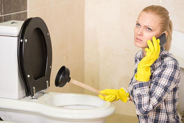 wc2 - Débouchage WC